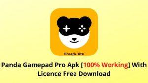Panda Gamepad Pro + Mod Apk [With License] Free Download